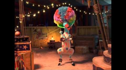 Can you survive 10 minutes of the afro circus?