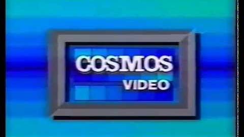 Cosmos Video - Editora VHS Argentina (RaroVHS)