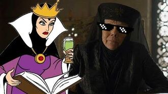 Evil Queen In Diapar
