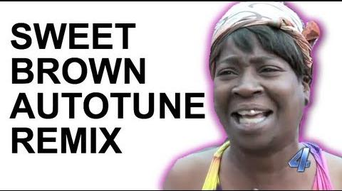Sweet Brown - Ain't Nobody Got Time for That (Autotune Remix)-3