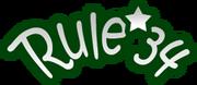 Rule34 logo top