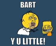 Y u no as homer