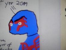 Spodermen 2099