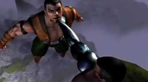 Mortal Kombat 4 - Jax's Ending