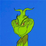 The Grinch Smile