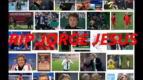 Rest in Peace Jorge Jesus