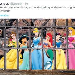 Princesas da Disney Enem