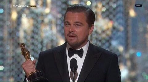 Leonardo DiCaprio Wins First Oscar 2016 (Full Speech)
