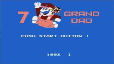 "-Vinesauce- Joel - Reaction to ""7 GRAND DAD"""