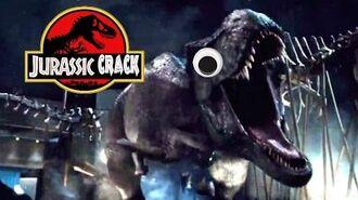 Jurassic Crack (really old)