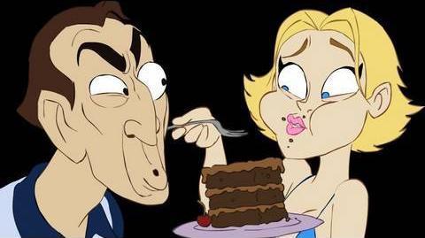 Harry Partridge Nicolas Cage Wants Cake