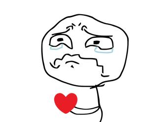 Broken Heart Guy | Teh Meme Wiki | FANDOM powered by Wikia Crying Stickman Meme