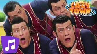 Lazy Town We are Number One Music Video Videos For Kids
