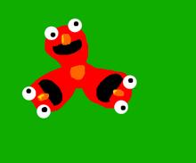 Elmos fidget spinner