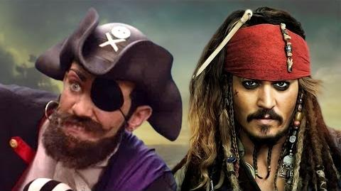 You Are A Pirate but also He's A Pirate