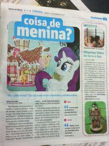MLP no Jornal de São Paulo