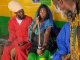 Glória Maria na Jamaica