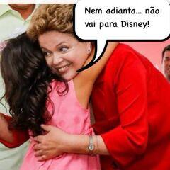 Viagem da Disney destruida