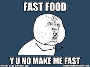 Fat y u no