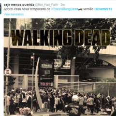 The Walking Dead Enem