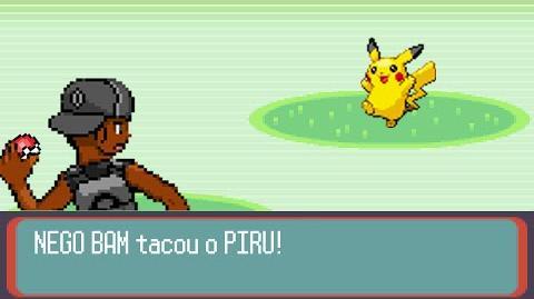 A Aventura Épica de MC Nego Bam no País dos Pokémon