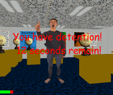 No running in the halls! (Detention for you!)