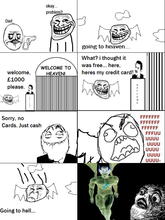 Rage Comics | Teh Meme Wiki | FANDOM powered by Wikia