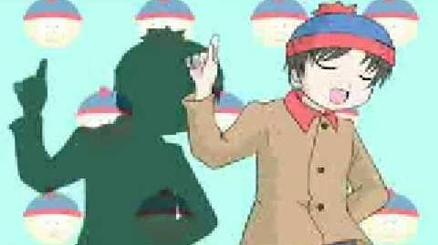 South Park Anime Dance