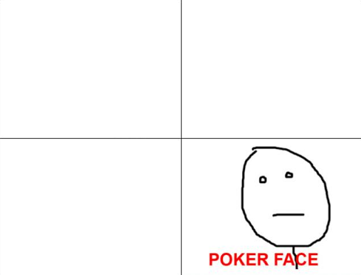Poker Face Teh Meme Wiki Fandom Powered By Wikia