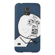 Y u no phone cover