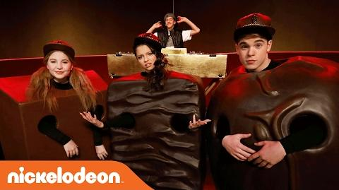 Not So Valentine's Special 'Chocolate Rap' Exclusive Sneak Peek Nick