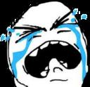 Ysad-crying