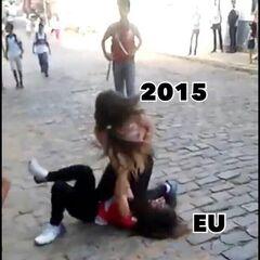 Já acabou, 2015?