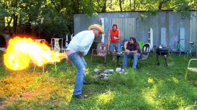 "Never Do This ""Fire Fart"""