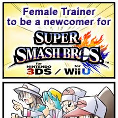centre|250px|Version Super Smash Bros for WII u & 3DS