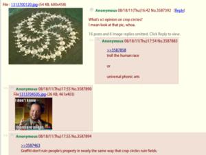 Aliens 4chan