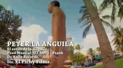 Peter ''La Anguila''