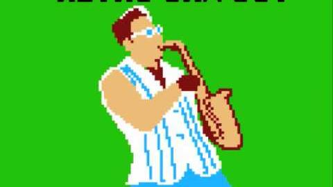Retro Sax Guy (Epic Sax Guy 8-bit Remix) Original Upload (PSE WARNING)