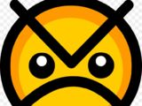 Angry face (newgrounds)