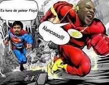 Meme 2 Mayweather vs Pacquiao