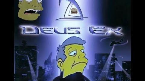 Steamed Hams but it's Deus Ex