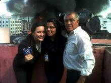 Reporteros de tc televisión
