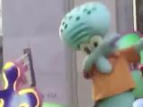 Squidward Dab