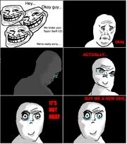 Orignal comic