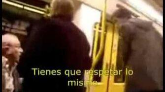 El niñato del metro de valencia subtitulado