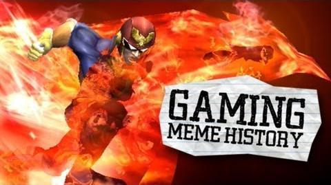 Falcon Punch! - Gaming Meme History-1