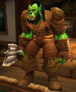 Thrall WarCraft Raneman
