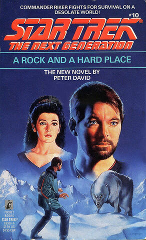 A Rock and a Hard Place cover