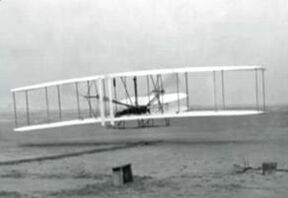 292px-Wright Flyer, The Cage