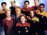 Personale della USS Voyager
